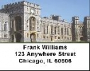 Click on Castle Labels - Windsor Castle Address Labels For More Details
