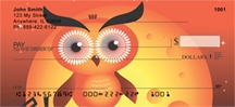 Click on Owl Cartoon - Owls Personal Checks For More Details