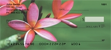 Click on Plumerias - Plumeria Personal Checks For More Details