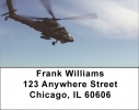 Click on Helicopter Images Address Labels For More Details