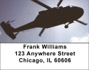 Click on Helicopters in the Sky Address Labels For More Details