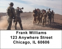 Click on Army Teamwork Address Labels For More Details