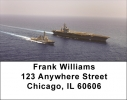 Click on USS McFaul Address Labels For More Details
