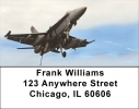 Click on FA-18 Aircraft Address Labels For More Details