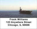 Click on USS George HW Bush Address Labels For More Details