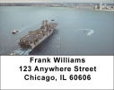 Click on USS Iwo Jima Address Labels For More Details