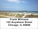 Click on Beach Piers and Condos Address Labels For More Details