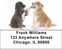 Click on Akita Puppies Address Labels - Puppy Labels For More Details