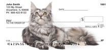 Click on Maine Coon Cats  - Cat Personal Checks For More Details