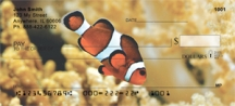 Click on Clown Fish - Fish Personal Checks For More Details