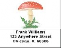 Click on Mushrooms Labels - Mushroom Style Address Labels For More Details