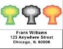 Click on Mushroom Designs Address Labels For More Details
