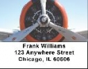 Click on Warbird Radial Engines Address Labels - Warbird Labels For More Details