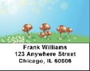 Click on Mushroom Fungi Address Labels - Mushrooms Labels For More Details