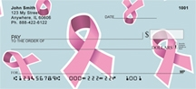 Click on Pink Ribbon Background  Personal Checks For More Details