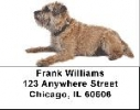 Click on Border Terrier Labels - Border Terrier Address Labels For More Details