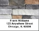 Click on Stone Wall Labels - Stone Wall Address Labels For More Details