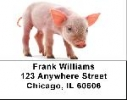 Click on Piglet Labels - Piglets Address Labels For More Details
