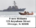 Click on Coast Guard Labels - Coast Guard Boats Address Labels For More Details