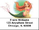 Click on Mermaids Labels - Mermaid Address Labels For More Details