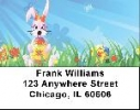 Click on Easter Labels - Easter Background Address Labels For More Details