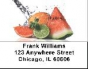 Click on Fruit Labels - Fruit Splash Address Labels For More Details