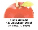 Click on Candy Apple Labels - Candy Apple Address Labels For More Details