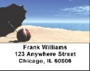 Click on Beach Scenes Address Labels - Beach Labels For More Details
