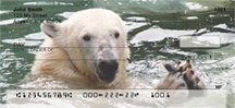 Click on Polar Bears in the Water Personal Checks For More Details