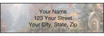 Click on Quiet Escapes by Thomas Kinkade Address Labels - Set of 210 For More Details