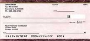 Click on Burgundy Marble Personal Checks For More Details