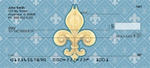 Click on Fleur De Lis Checks For More Details