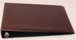 Click on Burgundy Deskset Checkbook Cover For More Details