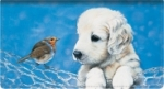 Click on Puppy Tales Leather Side Tear Style Checkbook Cover For More Details