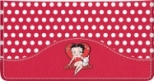Click on Betty Boop Vintage Leather Wallet Style Checkbook Cover For More Details