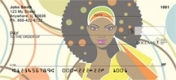 Click on African Beauty  Personal Checks For More Details