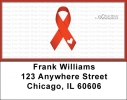 Click on Heart Disease Awareness Ribbon Address Labels For More Details