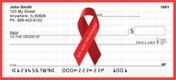 Click on HIV/Aids Awareness Ribbon  Personal Checks For More Details