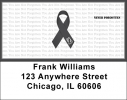 Click on POW/MIA Never Forgotten Ribbon Address Labels For More Details