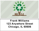 Click on Recycle Tree Address Labels For More Details