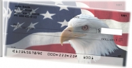 Click on Soaring Over America Side Tear Personal Checks For More Details