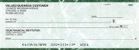 Click on Green Marble Business Pocket Checks  For More Details