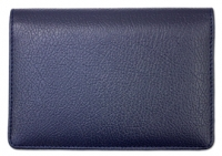 Click on Blue Leather Top Stub Cover For More Details