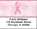Click on Pink Support Ribbon Address Labels For More Details
