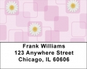 Click on Daisies Address Labels For More Details