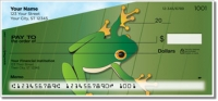 Click on Tree Frog Personal Checks For More Details