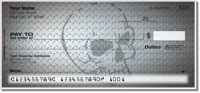 Click on Skull Personal Checks For More Details