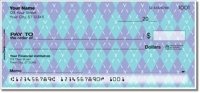 Click on Argyle Personal Checks For More Details