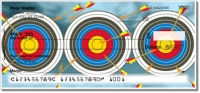 Click on Archery Personal Checks For More Details