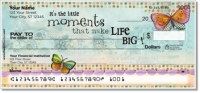 Click on Joyful Inspiration Personal Checks For More Details